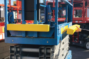 Mantec magnetic bumper