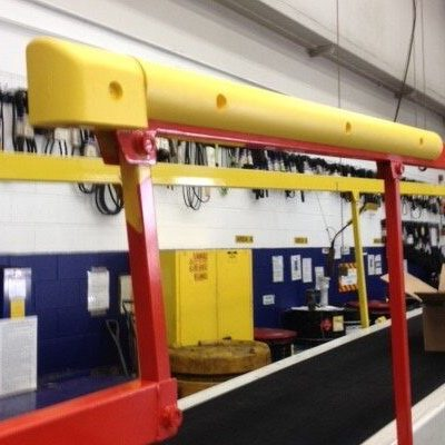Mantec safety bumpers