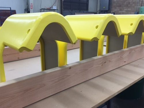 custom safety bumpers