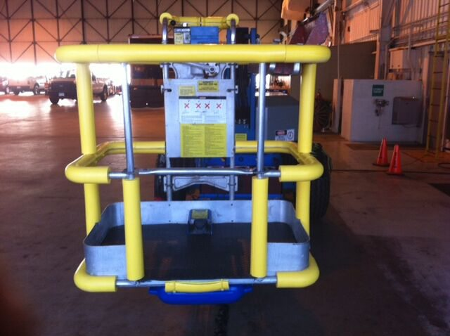 Mantec Services safety bumpers
